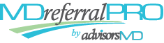 MDreferralPRO Logo